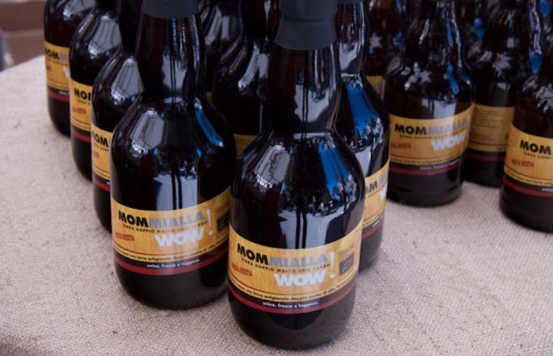 Birra Locale e Biologica de La Taverna