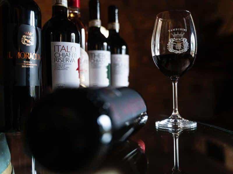 Agricola Tamburini - I vini dell'azienda agricola