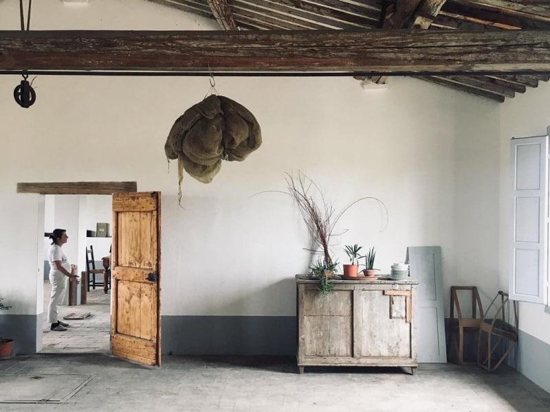 Le Caprine - Vecchio Granaio con Sala Degustazioni