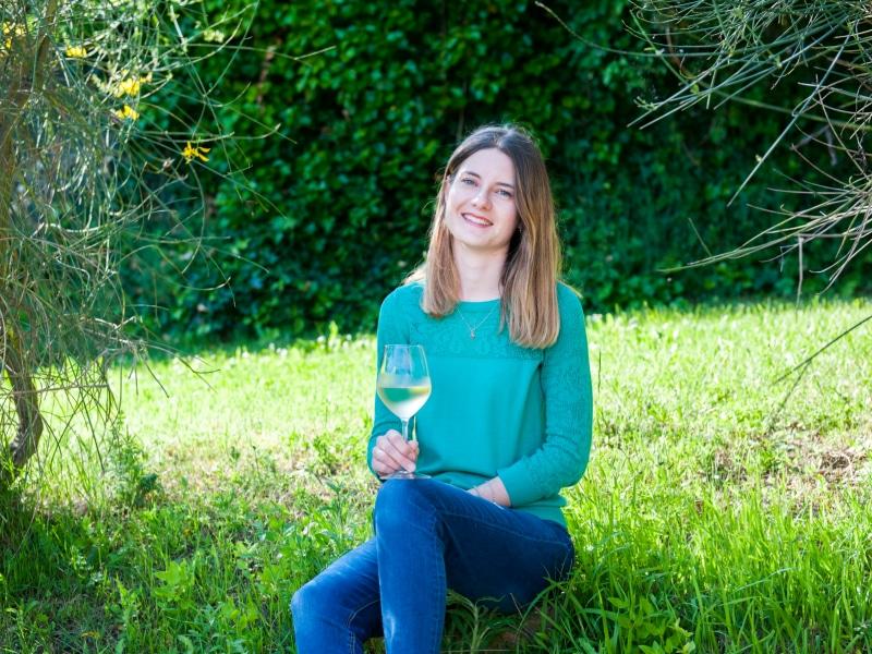 Ilaria Baragli vi aspetta all'Agriturismo Renai e Monte