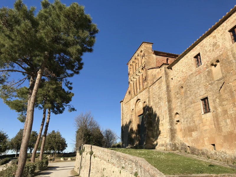 Gambassi Terme - Santa Maria Chianni