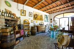 Gambassi Terme Azienda Agricola Pietralta Wine Shop