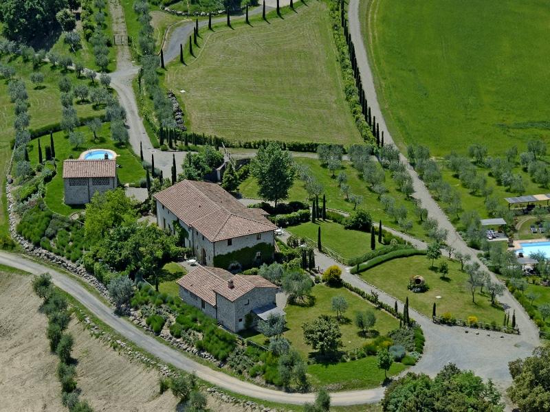 Tenuta Sant'Ilario, Gambassi Terme