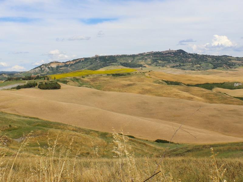 La Via del Sale collega Gambassi Terme e Volterra