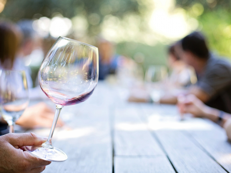 Wine Tasting a Gambassi Terme