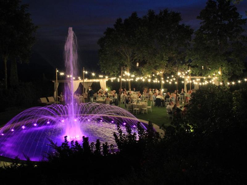 La Tenuta il Quadrifoglio | Wedding by night