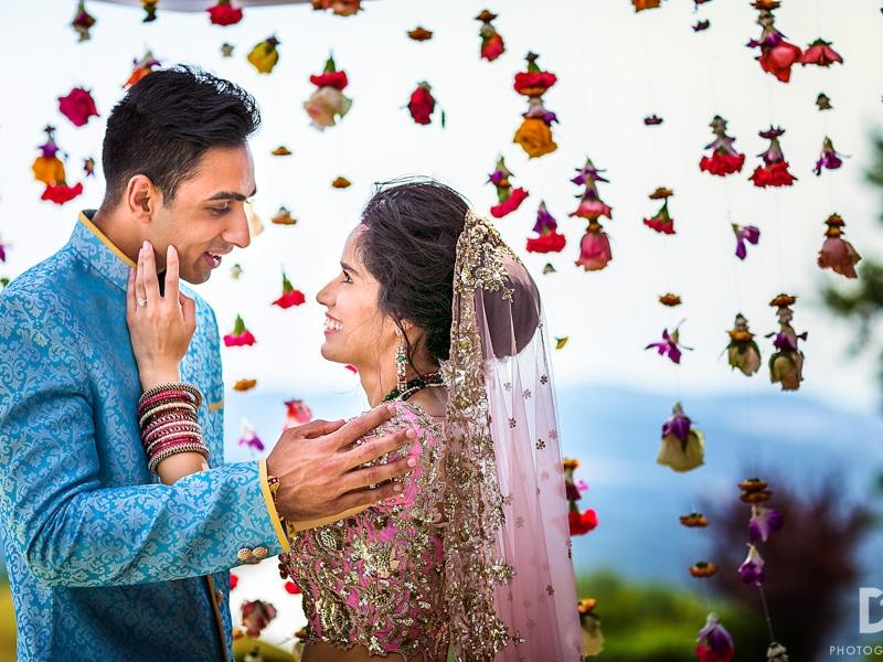 Un matrimonio Indiano alla Tenuta Il Quadrifoglio, Gambassi Terme