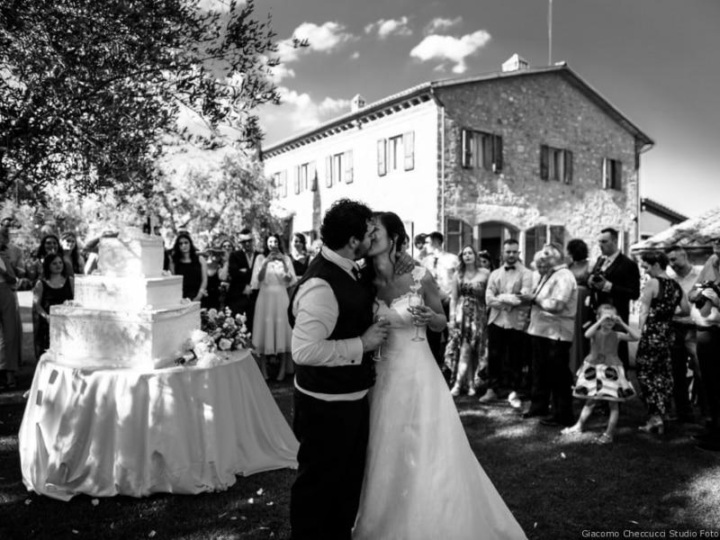 Matrimonio alla Tenuta Il Quadrifoglio, Gambassi Terme