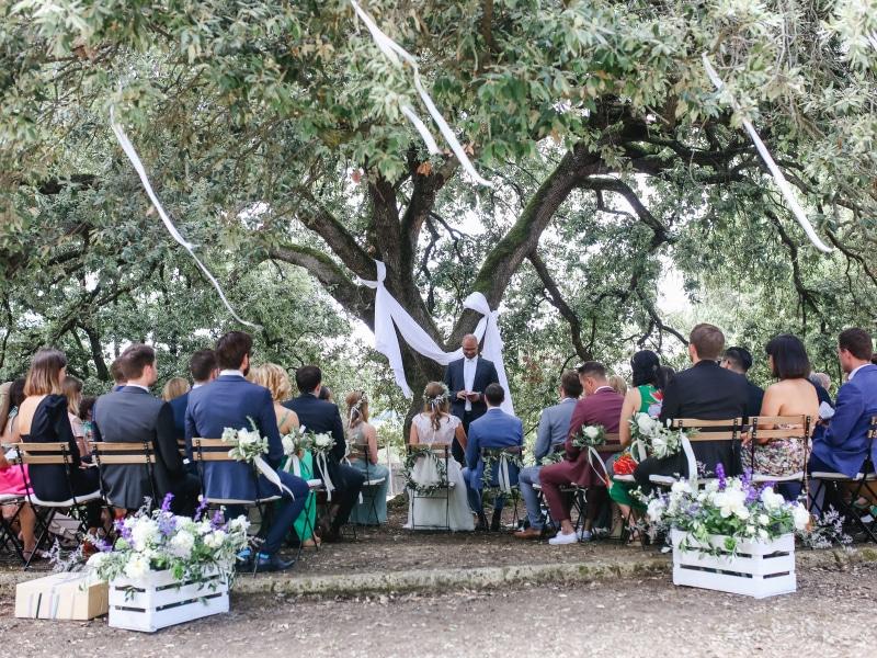 Tenuta Sant'Ilario_Un Matrimonio sottola grande quercia