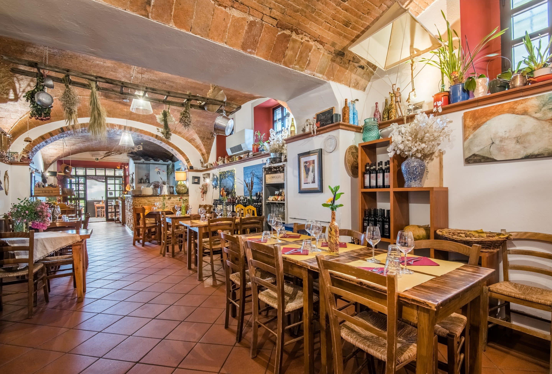 Osteria Pinchiorba, Gambassi Terme